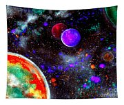 Intense Galaxy Tapestry