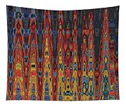 Interesting Abstract Tapestry