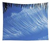 Interesting Clouds Over Phoenix Arizona Tapestry