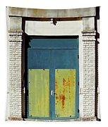 Interesting Door Tapestry