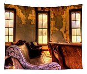 Interior Old Church Tapestry