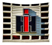 International Harvester Logo Tapestry