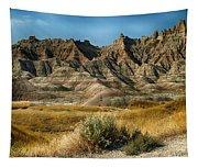 Into The Badlands South Dakota Tapestry