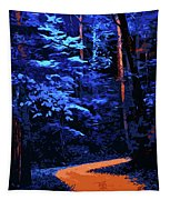 Into The Forest Of Night Tapestry