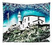 Inverted Lighthouse  Tapestry