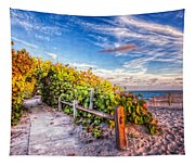 Inviting Path Tapestry