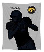 Iowa Football  Tapestry