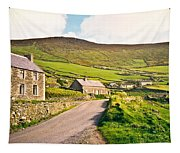 Ireland Farmland Tapestry