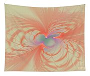 Iridescent Pink Tapestry