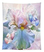 Iris - Goddess Of Serenity Tapestry