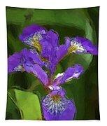 Iris II Tapestry