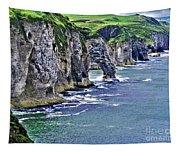 Irish Coast Tapestry