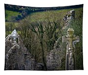 Irish History In The Countryside Tapestry