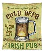 Irish Pub Tapestry