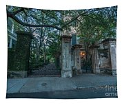 Iron Fire Entrance Tapestry