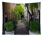 Iron Gate Alley Tapestry