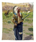 Iron Horse Tapestry