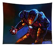 Iron Man Tapestry
