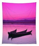 Irrawaddy River Tapestry