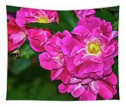 Irresistible Rose - Paint Tapestry