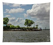 Island Crusing Tapestry
