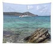 Island Dreaming Tapestry