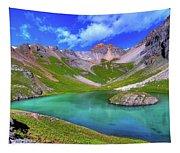 Island Lake Tapestry
