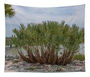 Island Palms Tapestry