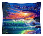 Island Paradise Tapestry