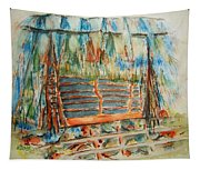 Island Rest Spot Tapestry