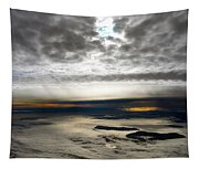 Islands In The Clouds Tapestry
