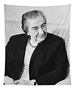 Israel Prime Minister Golda Meir 1973 Tapestry