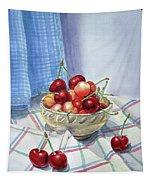 It Is Raining Cherries Tapestry