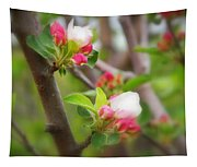 It Is Spring Time In The Annapolis Valley Tapestry
