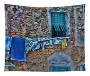 Italian Clothes Dryer Tapestry