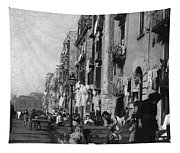 Italy: Naples, C1904 Tapestry