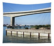Itchen Bridge Southampton Tapestry