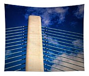 Ivory Tower At Indian River Inlet Tapestry