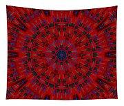 Jackson Dk2 Guitar Kaleidoscope Tapestry