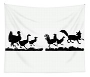 Jacobs: Henny Penny Tapestry