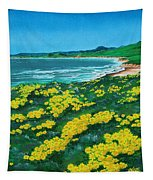 Jalama Beach Tapestry