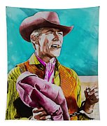 James Coburn Tapestry
