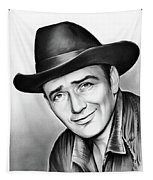 James Drury Tapestry