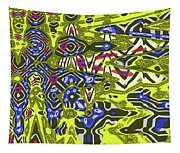 Janca Abstract # 6731eac1 Tapestry