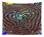 Janca Abstract Ovoid Panel 9646w9a Tapestry