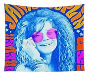 Janis Stamp Painting Tapestry