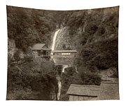 Japan: Kobe, 1890s Tapestry