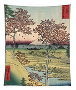 Japan: Maple Trees, 1858 Tapestry