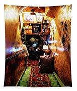 Jazz Club Tapestry by Miles Whittingham