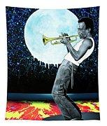 Jazzman Tapestry